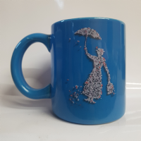 Mary Poppins London Mug